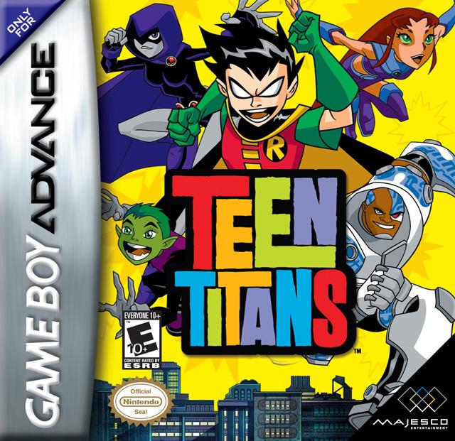 Teen Titans (video game)