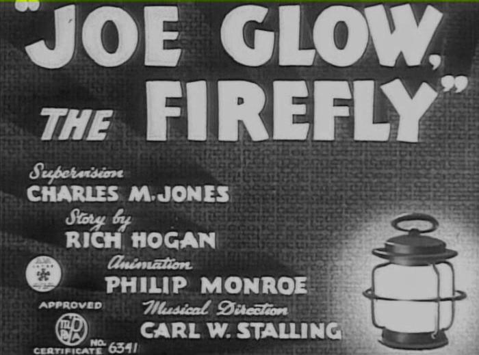 Joe Glow, the Firefly