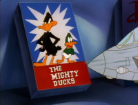 Daffy and Plucky in Video Review