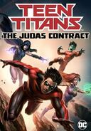 Teen Titans The Judas Contract promotional poster