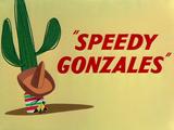 Speedy Gonzales (1955 short)