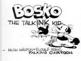 Bosko the Talk-Ink Kid