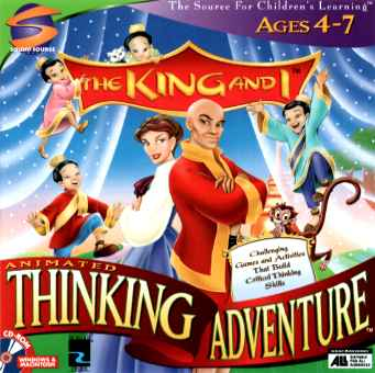 The King and I Animated Thinking Adventure