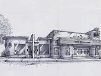House of Wax Concept Art 3