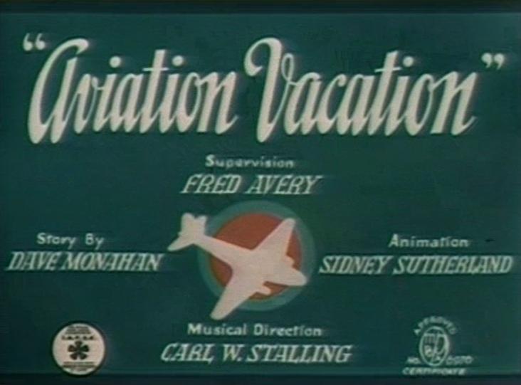 Aviation Vacation