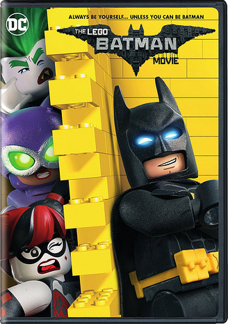 The Lego Batman Movie (video)