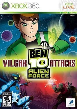 Ben 10: Alien Force – Vilgax Attacks