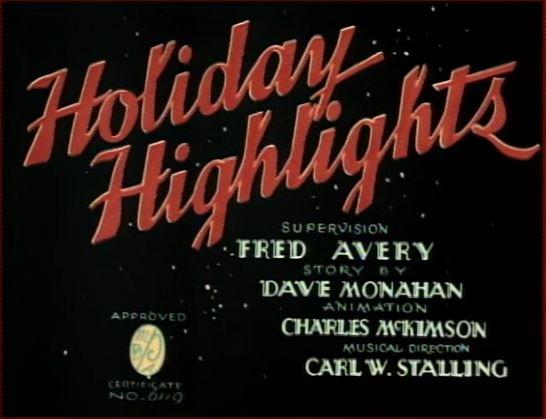 Holiday Highlights