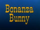 Bonanza Bunny