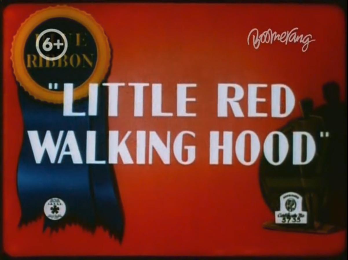 Little Red Walking Hood