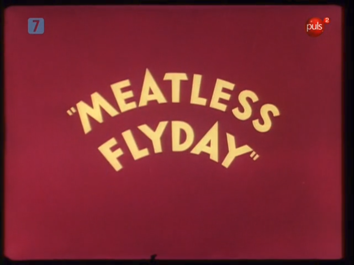 Meatless Flyday