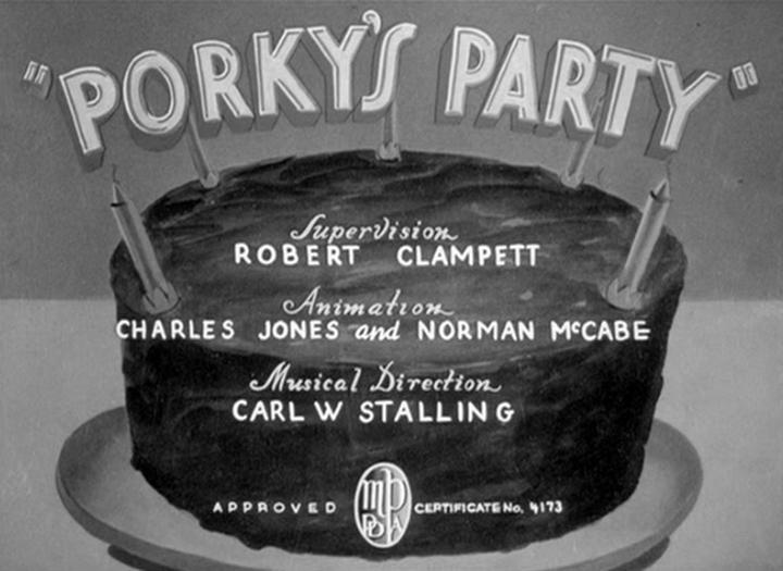 Porky's Party