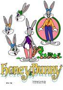 Honey bunny 1980