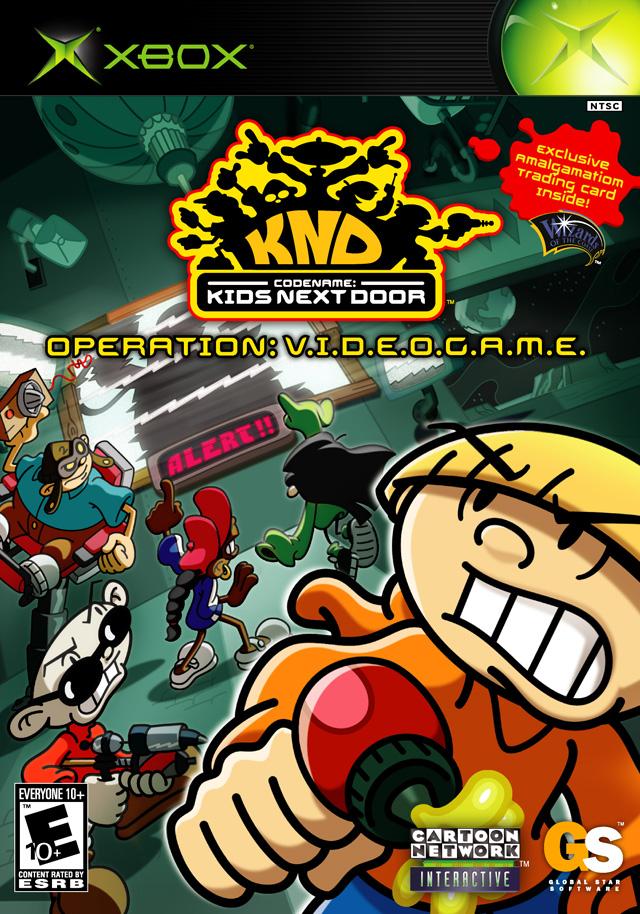 Codename Kids Next Door: Operation V.I.D.E.O.G.A.M.E.