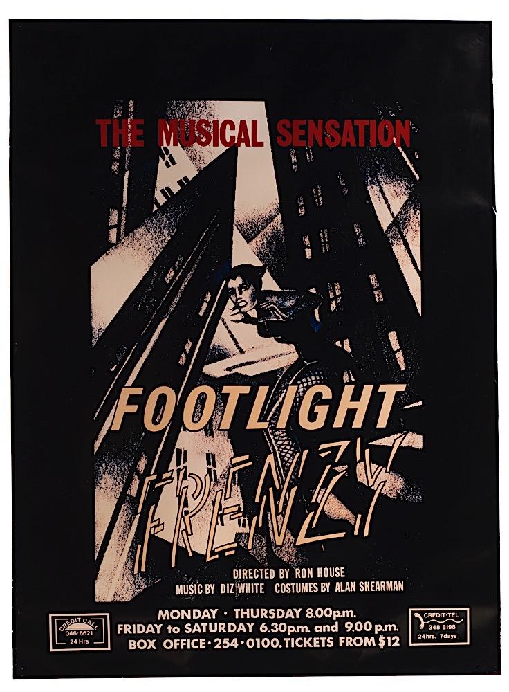 Footlight Frenzy (musical)
