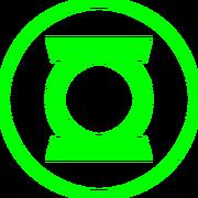 Green lantern logo png 609395.png