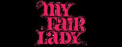 My Fair Lady transparent logo.png
