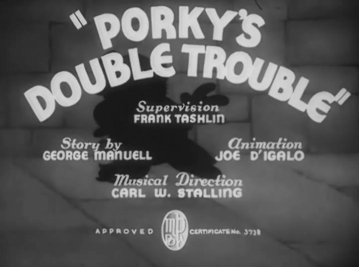 Porky's Double Trouble