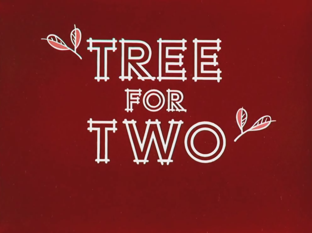Tree for Two