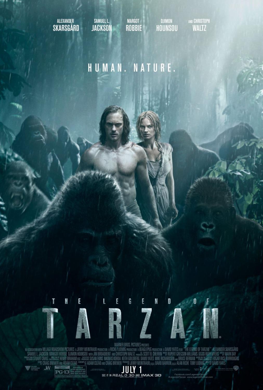 The Legend of Tarzan (film)