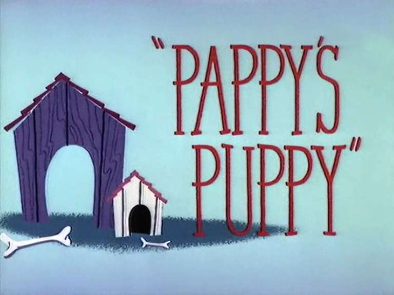 Pappy's Puppy