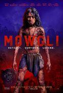 Mowgli teaser poster