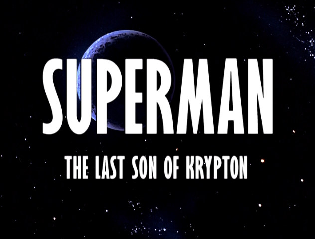 The Last Son of Krypton