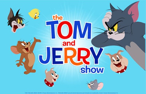 The Tom and Jerry Show (2014 TV series)