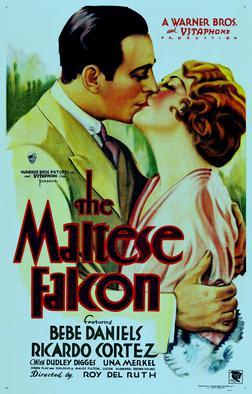 The Maltese Falcon (1931 film)