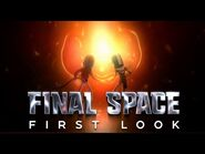 FIRST LOOK- Final Space - Season 3 - adult swim