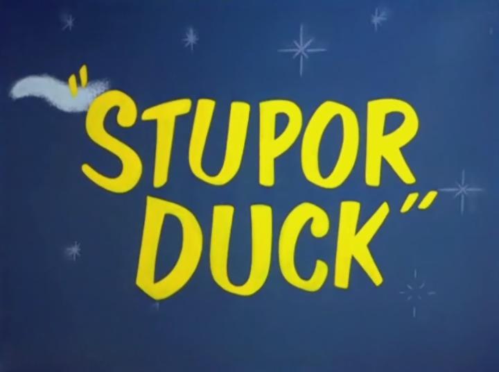 Stupor Duck