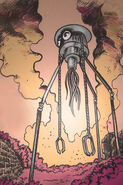 The red weed war of the worlds by snake artist-d9fs8v3