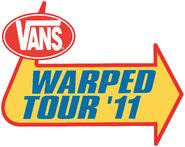Warped tour 2011 logo