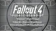 "FALLOUT 4 (PS4) - ""Science!"" Walkthrough"