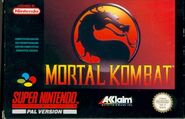 GameCases ByAcclaimEntertainment MortalKombat