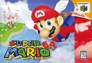 GameCases ByNintendo SuperMario64
