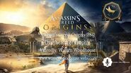 "ASSASSIN'S CREED ORIGINS (PS4) - ""Overheating"" Trophy"