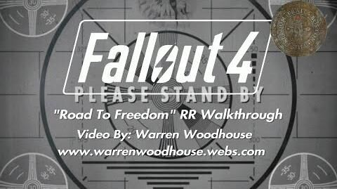 """FALLOUT_4_(PS4)_-_""""Road_To_Freedom""""_RR_Walkthrough"""