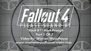 "FALLOUT 4 (PS4) - ""Vault 81 - Part 1 Of 2"" Walkthrough"