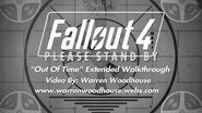 "FALLOUT 4 (PS4) - ""Out Of Time"" Extended Walkthrough"
