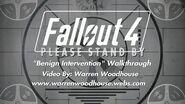 "FALLOUT 4 (PS4) - ""Benign Intervention"" Walkthrough"