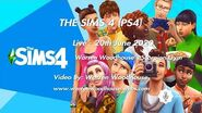 THE SIMS 4 (PS4) - Live - 20th June 2020 (WAS LIVE)