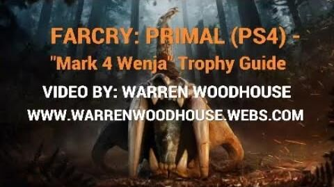 """FARCRY_PRIMAL_(PS4)_-_""""Mark_4_Wenja""""_Trophy_Guide"""