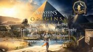 "ASSASSIN'S CREED ORIGINS (PS4) - ""I Can See My House From Here!"" Trophy"