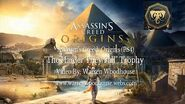"ASSASSIN'S CREED ORIGINS (PS4) - ""The Harder They Fall"" Trophy"
