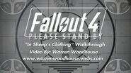 "FALLOUT 4 (PS4) - ""In Sheep's Clothing"" Walkthrough"