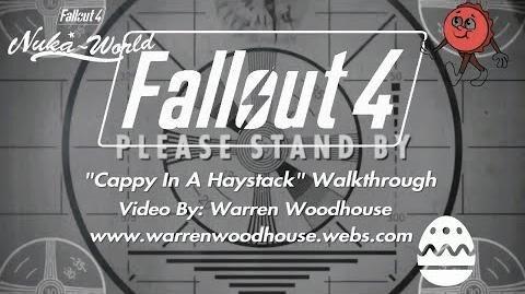 "FALLOUT_4_(PS4)_-_NUKA-WORLD_(DLC)_-_""Cappy_In_A_Haystack""_Walkthrough"