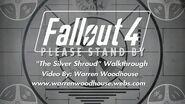 "FALLOUT 4 (PS4) - ""The Silver Shroud"" Walkthrough"