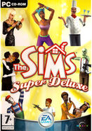 GameCases ByEA TheSims SuperDeluxeEdition
