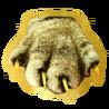 Deze Gebruiker is geslaagd in de proeven van Roosstaart, deze Gebruiker heeft het leiden van zijn Clan in zijn/haar klauwen.